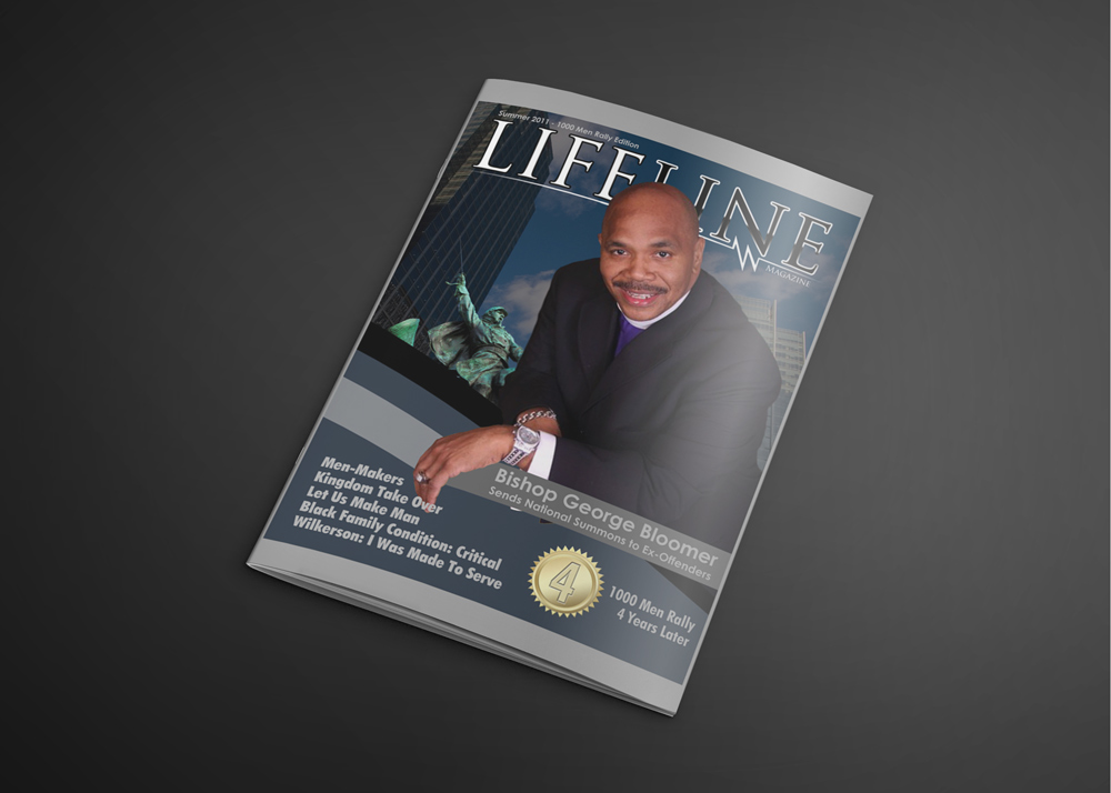 Lifeline Magazine - Political Edition