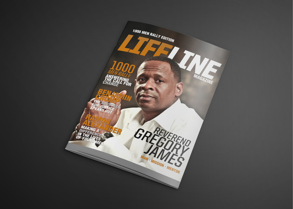 Lifeline Magazine - 1000 Men Rally Edition